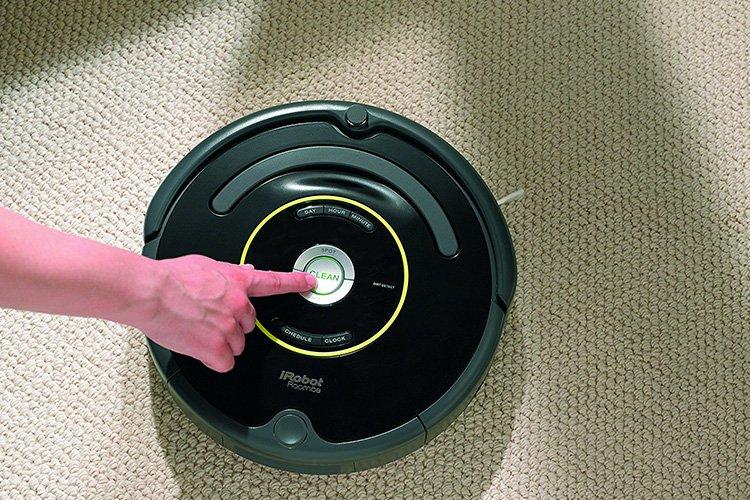 iRobot Roomba 650 test